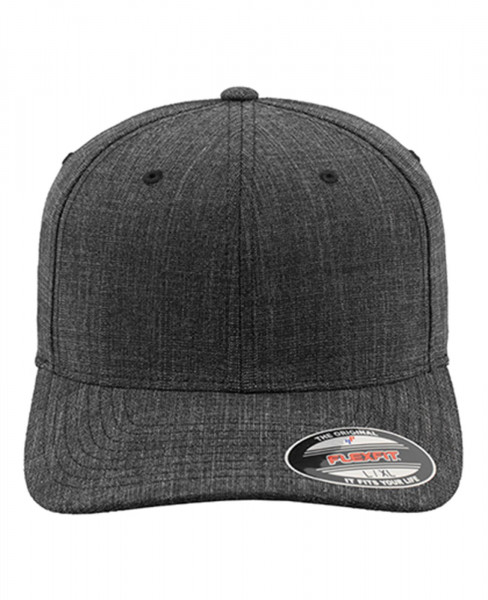 Flexfit Fitted Cap Fine Melange 6277FM