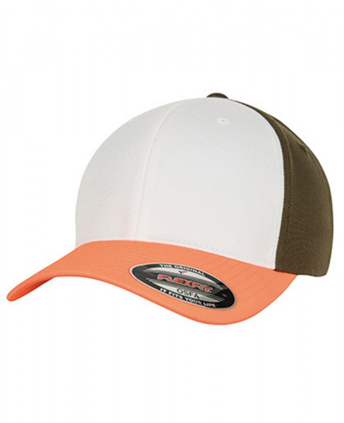 Flexfit Fitted Cap 3-Tone 6277TT