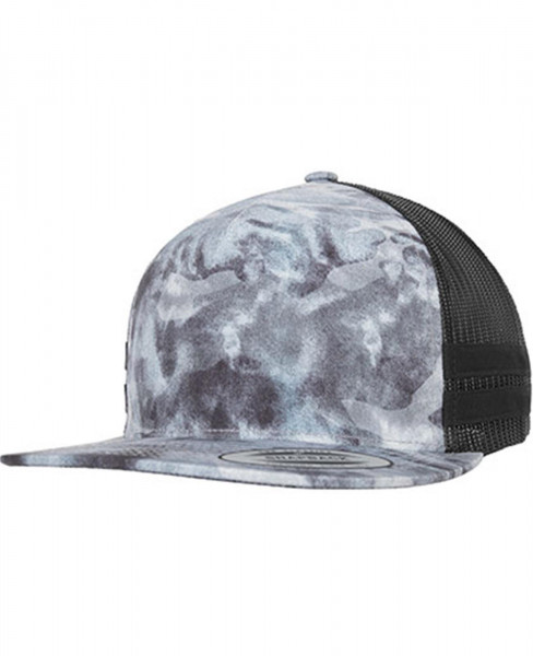 Flexfit Trucker Cap Used Camo 6006UC