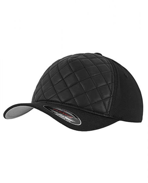 Flexfit Fitted Cap Diamond Quilted 6277Q