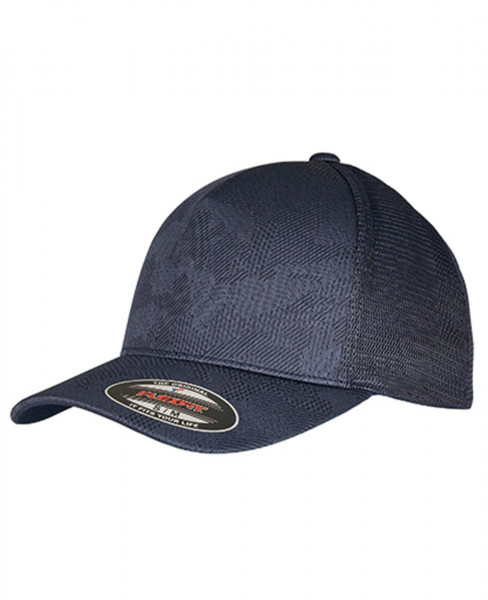 Flexfit Fitted Cap Jaquard Camo 6277JC
