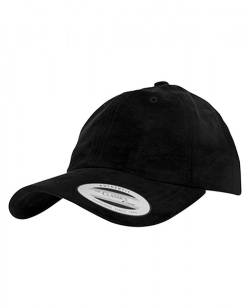 Flexfit Dad Cap Low Profile Velours 6245VC