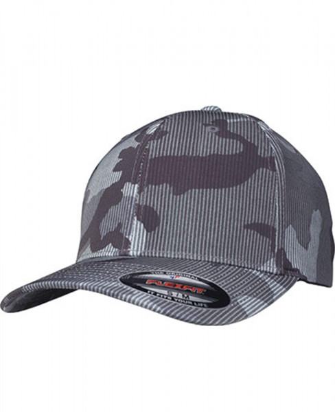 Flexfit Fitted Cap Camo Stripe 6277CS