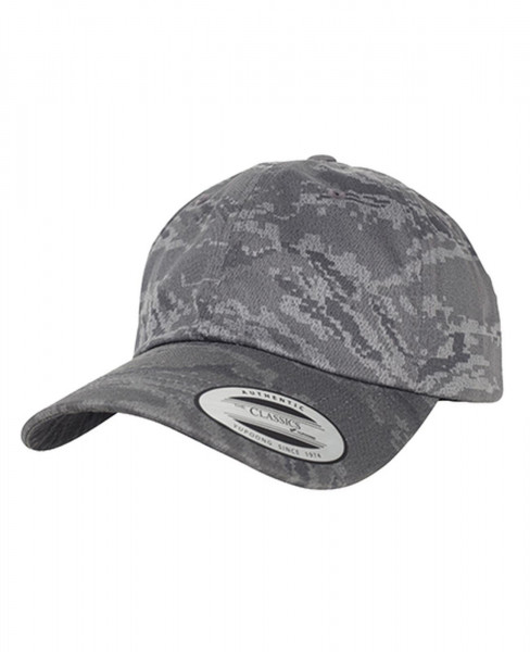 Flexfit Dad Cap Low Profile Digital Camo 6245CC
